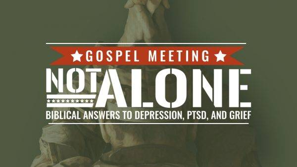 Not Alone (Gospel Meeting)
