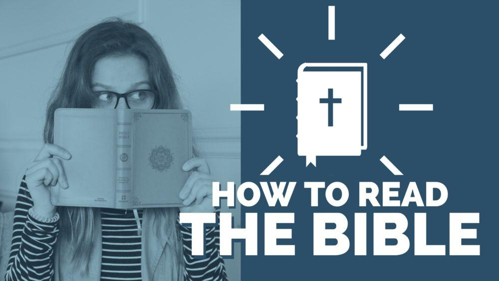 How to Read the Bible Image